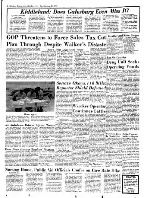 Galesburg Register-Mail from Galesburg, Illinois on June 23, 1973 · Page 2