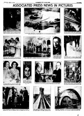 The Courier News from Blytheville, Arkansas on April 15, 1954 · Page 7