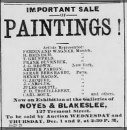 Boston Post from Boston, Massachusetts on November 30, 1880 · Page 3