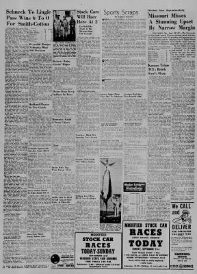 The Sedalia Democrat from Sedalia, Missouri on September 21, 1952 · Page 12