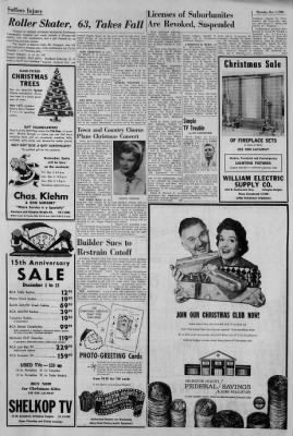 Arlington Heights Herald From Illinois On December 1 1960 Page 5