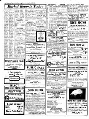 Galesburg Register-Mail from Galesburg, Illinois on September 27, 1963 · Page 22