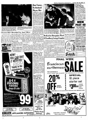 Galesburg Register-Mail from Galesburg, Illinois on September 30, 1963 · Page 3