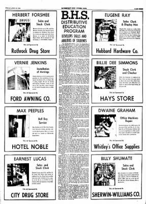 The Courier News from Blytheville, Arkansas on April 16, 1954 · Page 3