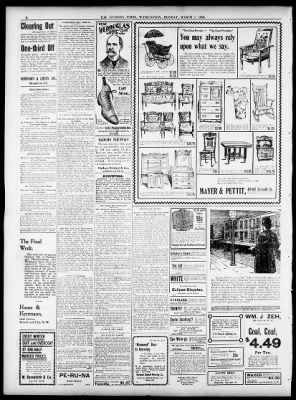 The Evening Times from Washington, District of Columbia on March 7, 1898 · Page 6