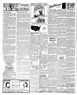 The Algona Upper Des Moines from Algona, Iowa on October 27, 1955 · Page 10