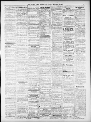 The Evening Times from Washington, District of Columbia on December