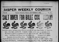 The Jasper Weekly Courier