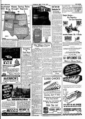 The Courier News from Blytheville, Arkansas on April 16, 1954 · Page 11