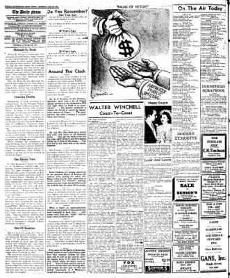 Naugatuck Daily News from Naugatuck, Connecticut on January 28, 1947 · Page 4