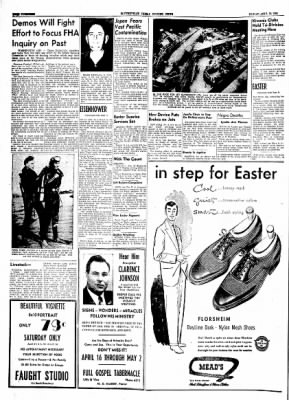 The Courier News from Blytheville, Arkansas on April 16, 1954 · Page 14