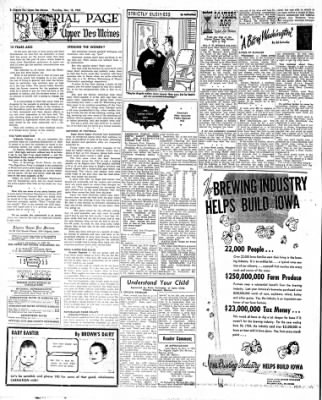 The Algona Upper Des Moines from Algona, Iowa on November 10, 1955 · Page 10