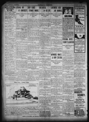 Oakland Tribune from Oakland, California on August 12, 1901 · Page 8