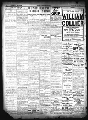 Oakland Tribune from Oakland, California on November 30, 1901 · Page 4