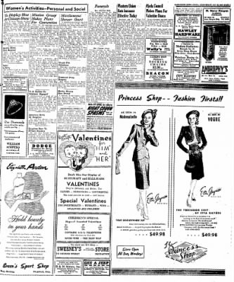 Naugatuck Daily News from Naugatuck, Connecticut on January 29, 1947 · Page 3