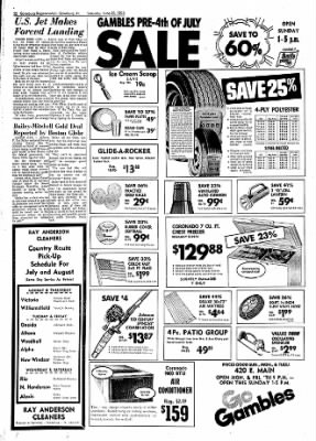 Galesburg Register-Mail from Galesburg, Illinois on June 30, 1973 · Page 22