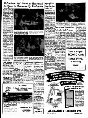Galesburg Register-Mail from Galesburg, Illinois on October 4, 1963 · Page 13
