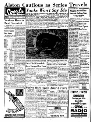 Galesburg Register-Mail from Galesburg, Illinois on October 4, 1963 · Page 14