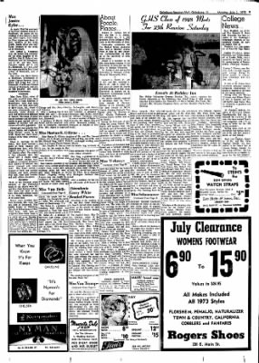 Galesburg Register-Mail from Galesburg, Illinois on July 2, 1973 · Page 9