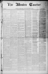The Minden Courier