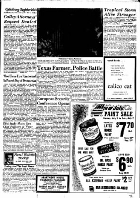 Galesburg Register-Mail from Galesburg, Illinois on July 3, 1973 · Page 13