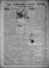 The Nebraska Daily Press