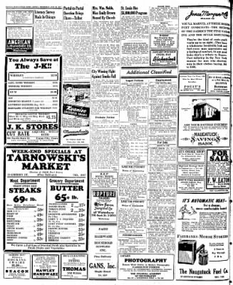 Naugatuck Daily News from Naugatuck, Connecticut on January 30, 1947 · Page 8