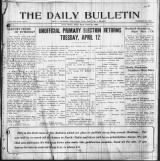 The Daily Bulletin