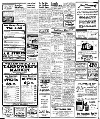 Naugatuck Daily News from Naugatuck, Connecticut on January 30, 1947 · Page 9