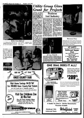 Galesburg Register-Mail from Galesburg, Illinois on July 5, 1973 · Page 9