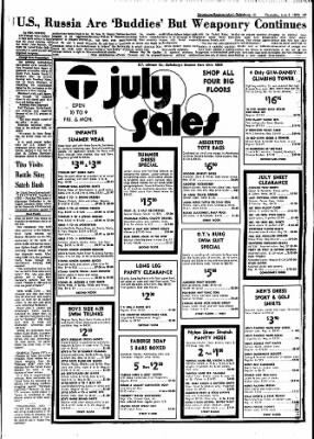 Galesburg Register-Mail from Galesburg, Illinois on July 5, 1973 · Page 16