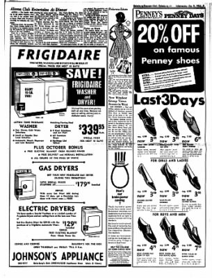 Galesburg Register-Mail from Galesburg, Illinois on October 9, 1963 · Page 8