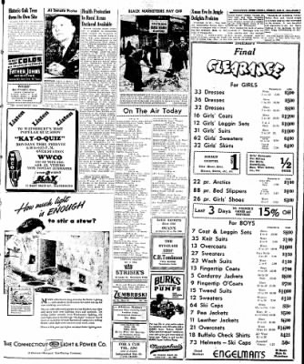 Naugatuck Daily News from Naugatuck, Connecticut on January 31, 1947 · Page 7
