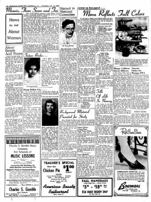Galesburg Register-Mail from Galesburg, Illinois on October 10, 1963 · Page 8