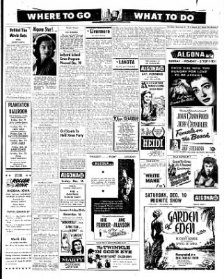 The Algona Upper Des Moines from Algona, Iowa on December 8, 1955 · Page 59
