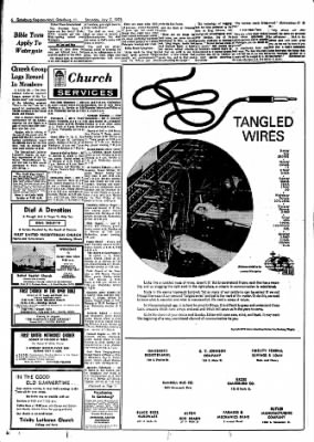 Galesburg Register-Mail from Galesburg, Illinois on July 7, 1973 · Page 6