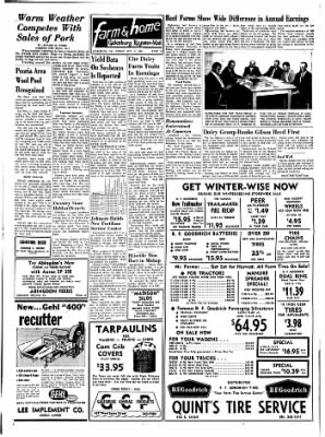 Galesburg Register-Mail from Galesburg, Illinois on October 11, 1963 · Page 15