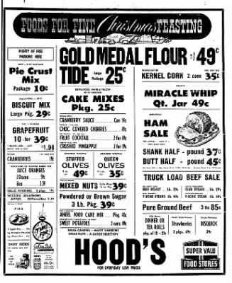 The Algona Upper Des Moines from Algona, Iowa on December 15, 1955 · Page 7