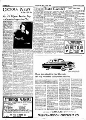 The Courier News from Blytheville, Arkansas on April 21, 1954 · Page 2