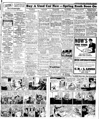 Naugatuck Daily News from Naugatuck, Connecticut on February 3, 1947 · Page 7