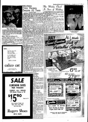 Galesburg Register-Mail from Galesburg, Illinois on July 10, 1973 · Page 7