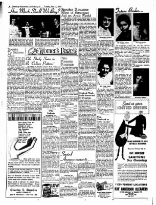Galesburg Register-Mail from Galesburg, Illinois on October 15, 1963 · Page 8