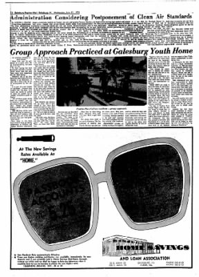 Galesburg Register-Mail from Galesburg, Illinois on July 11, 1973 · Page 12