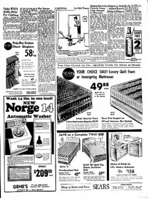 Galesburg Register-Mail from Galesburg, Illinois on October 16, 1963 · Page 11