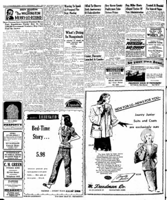Naugatuck Daily News from Naugatuck, Connecticut on February 5, 1947 · Page 2