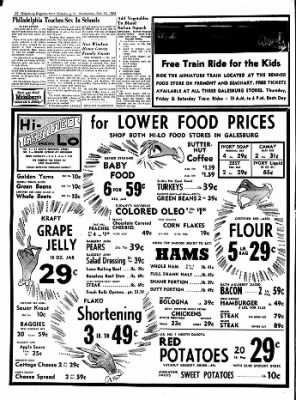 Galesburg Register-Mail from Galesburg, Illinois on October 16, 1963 · Page 22
