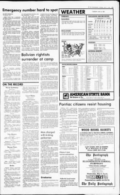 The Pantagraph from Bloomington, Illinois on May 5, 1981 · Page 17