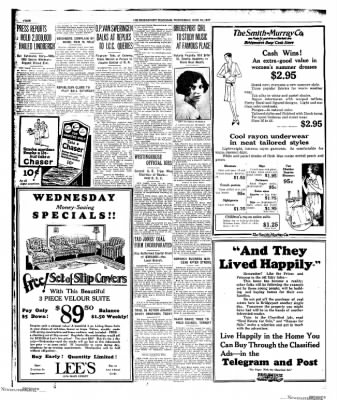 The Bridgeport Telegram from Bridgeport, Connecticut on June 15, 1927 · Page 4