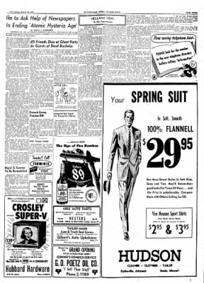 The Courier News from Blytheville, Arkansas on April 22, 1954 · Page 3
