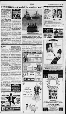 The Pantagraph from Bloomington, Illinois on June 7, 1994 · Page 9